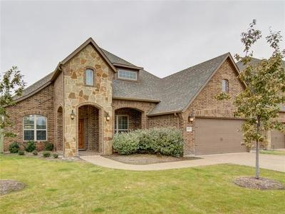 Liberty Hill Single Family Home For Sale: 205 Prospector Ln