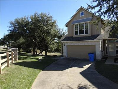 Lago Vista Condo/Townhouse Pending - Taking Backups: 20901 Waterside #5
