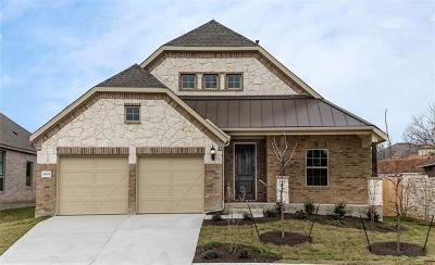 Leander Single Family Home For Sale: 2005 Southcreek Dr