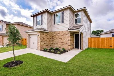 Jarrell Single Family Home For Sale: 651 Yearwood Ln