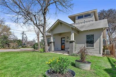 Austin Single Family Home For Sale: 2103 Kinney Ave