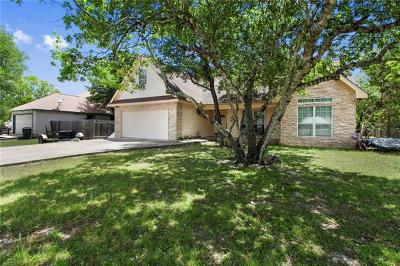 Wimberley Single Family Home For Sale: 5 Butterfly St