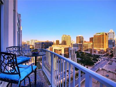 Condo/Townhouse For Sale: 360 Nueces St #1613