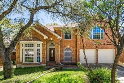 Austin Single Family Home For Sale: 8021 Davis Mountain Pass