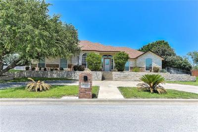 Harker Heights Single Family Home For Sale: 3937 Bella Vista Loop