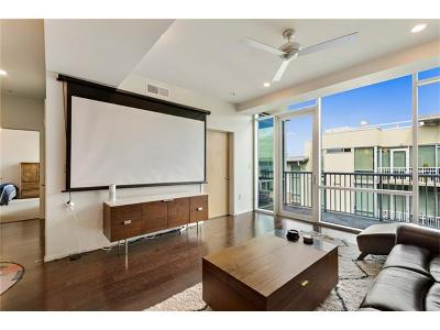 Austin Condo/Townhouse For Sale: 1600 Barton Springs Rd #2604