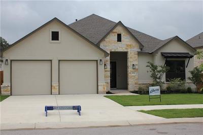 Georgetown Single Family Home For Sale: 904 Naranjo Dr