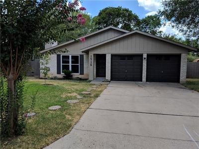 Austin Rental For Rent: 1715 Cricket Hollow Dr