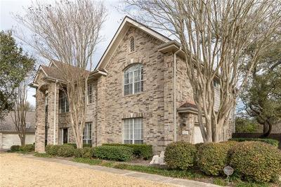 Austin Single Family Home For Sale: 12430 Fairfax Ridge Pl