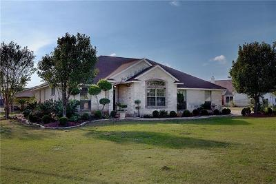 Pflugerville Single Family Home For Sale: 4821 Gate Dancer Ln