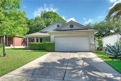 Austin Single Family Home Pending - Taking Backups: 1816 Pannier