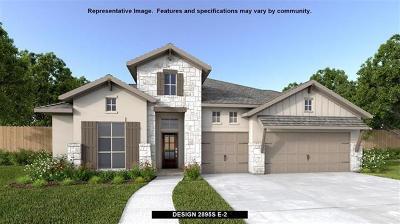 Georgetown Single Family Home For Sale: 204 Greencreek Way