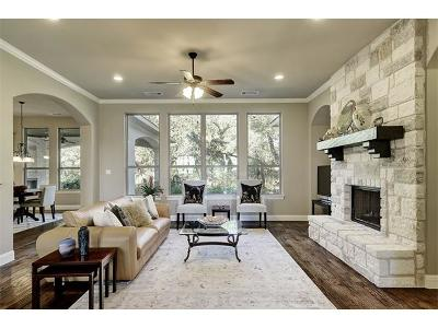 Travis County Single Family Home For Sale: 8801 Rocky Creek Blvd #4