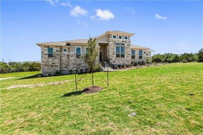 Dripping Springs Single Family Home For Sale: 17101 Avion Dr