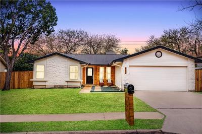 Austin Single Family Home For Sale: 621 Blackberry Dr