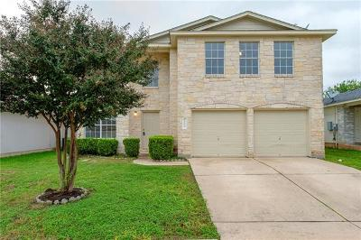 Pflugerville Single Family Home For Sale: 17506 Wiseman Dr