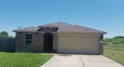 Del Valle Single Family Home Pending - Taking Backups: 11824 Morning View Dr