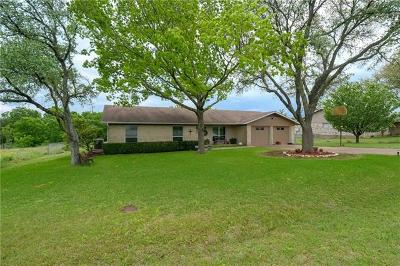 Pflugerville Single Family Home For Sale: 15505 Horborne Ln