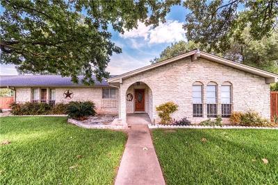 Single Family Home For Sale: 11613 Oak Trl