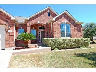 Austin Single Family Home For Sale: 129 Wild Turkey Cv