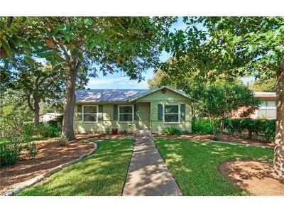 Austin Single Family Home For Sale: 4508 Banister Ln
