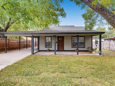 Austin Condo/Townhouse For Sale: 5105 Avenue H #A