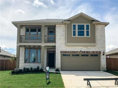 San Marcos Single Family Home For Sale: 228 Horsemint Way