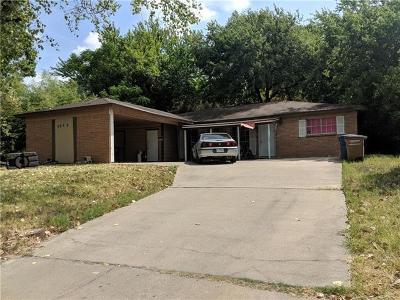 Austin Condo/Townhouse For Sale: 3005 Matador Dr