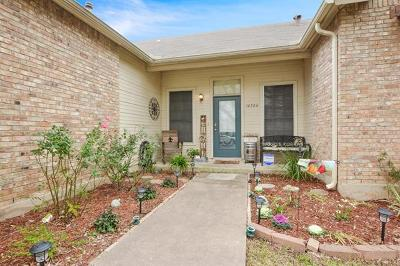 Austin Single Family Home For Sale: 14704 Great Willow Dr