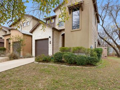 Austin TX Single Family Home For Sale: $519,000