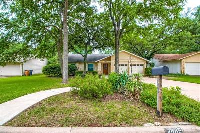 Austin Single Family Home For Sale: 4305 Kilgore Ln