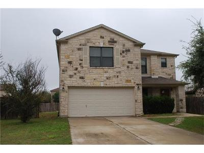 Kyle TX Single Family Home Pending: $189,900