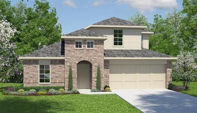Single Family Home For Sale: 6309 Diamondleaf Bnd