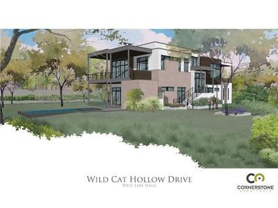 West Lake Hills Residential Lots & Land For Sale: 1508 Wild Cat Hollow