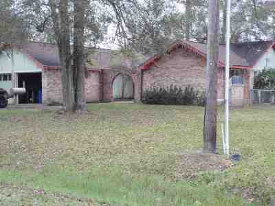Vidor Single Family Home For Sale: 820 Maplewood