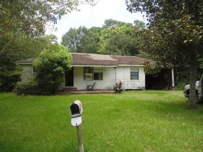 Vidor Single Family Home For Sale: 1115 Tannahill