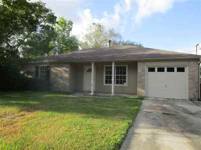 Beaumont Single Family Home For Sale: 9710 Mapes