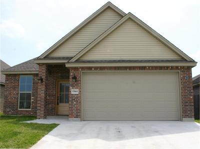 Port Arthur Single Family Home For Sale: 10144 Dominion Ranch