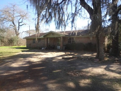 Vidor Single Family Home For Sale: 235 Four Oaks Ranch