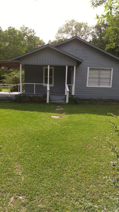 Lumberton Single Family Home For Sale: 11156 Williford