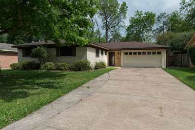 Beaumont Single Family Home For Sale: 3030 Wier Drive