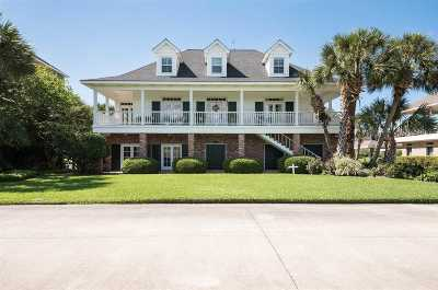 Port Arthur Single Family Home For Sale: 1000 Southwind