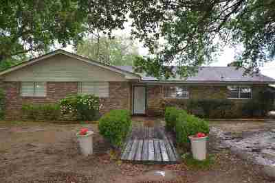 Lumberton Single Family Home For Sale: 9665 Cooks Lake Road