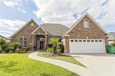 Lumberton Single Family Home For Sale: 6310 April