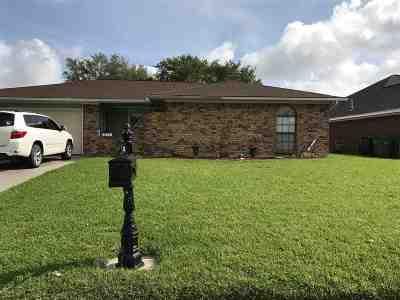 Port Arthur Single Family Home For Sale: 8142 Friar Point Dr