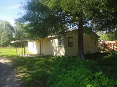 Vidor Single Family Home For Sale: 3055 Railroad E
