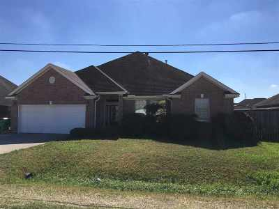 Lumberton Single Family Home For Sale: 5335 Wellington