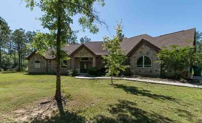 Kountze Single Family Home For Sale: 3941 Fm 770