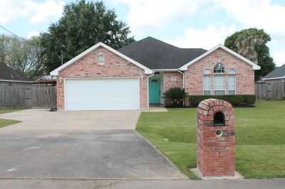 Lumberton Single Family Home For Sale: 6315 Austin Circle