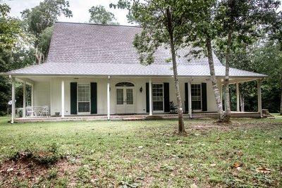 Kountze Single Family Home For Sale: 2651 Ranchland